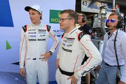 Brendon Hartley, Porsche Team, Andreas Seidl, Takım patronu Porsche Team