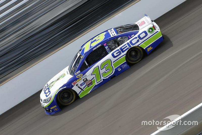 24. Casey Mears, Germain Racing, Chevrolet