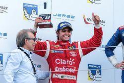 Best rookie Pietro Fittipaldi, Fortec Motorsports