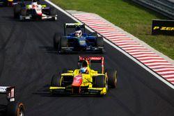 Mitch Evans, Pertamina Campos Racing leads Marvin Kirchhofer, Carlin