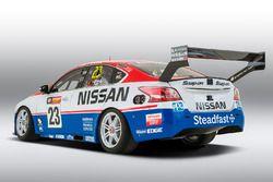 Retrodesign für Michael Caruso und Dean Fiore, Nissan Motorsports