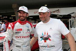 Jose Maria Lopez, Citroën C-Elysée WTCC, Citroën World Touring Car Team WTCC és Yves Matton, a Citro