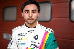 #4 Oregon Team Renault RS01: Andres Mendez
