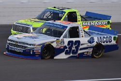 Ben Kennedy, Chevrolet; Matt Crafton, ThorSport Racing, Toyota