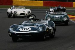 #40 Tojeiro-Jaguar (1959): James Cottingham