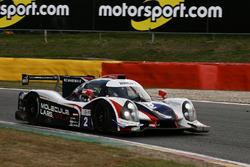 #2 United Autosports, Ligier JS P3-Nissan: Alex Brundle, Michael Guasch, Christian England