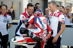 Pole, Sam Lowes, Federal Oil Gresini Moto2