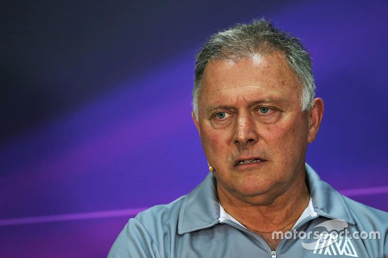 Pressekonferenz: Dave Ryan, Manor Racing