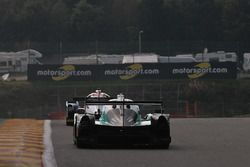 Downhill to 'Bruxelles', #23 Panis Barthez Competition, Ligier JS P2-Nissan: Fabien Barthez, Timothe