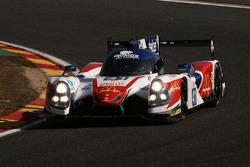 #41 Greaves Motorsport, Ligier JS P2-Nissan: Memo Rojas, Julien Canal, Nathanaël Berthon