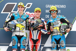 Alex Márquez, Marc VDS, Sam Lowes, Federal Oil Gresini Moto2, Franco Morbidelli, Marc VDS