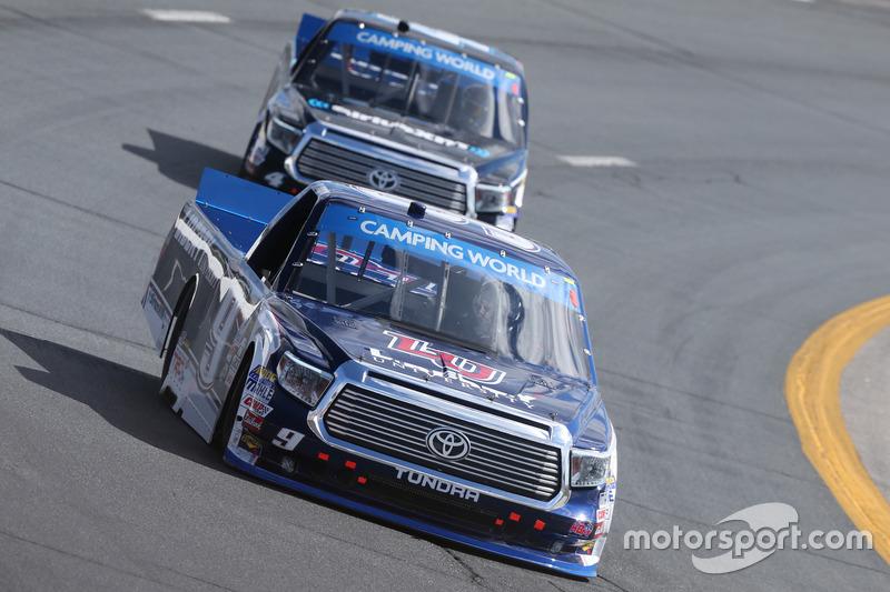 William Byron, Kyle Busch Motorsports,Toyota