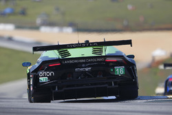 #16 Change Racing, Lamborghini Huracan GT3: Spencer Pumpelly, Corey Lewis, Richard Antinucci