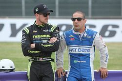 Charlie Kimball, Chip Ganassi Racing Chevrolet, Tony Kanaan, Chip Ganassi Racing Chevrolet