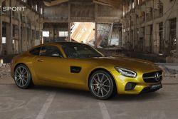 Gran Turismo Sport, Mercedes AMG GT