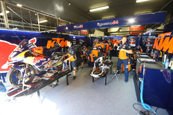 Brad Binder, Red Bull KTM Ajo's KTM garage