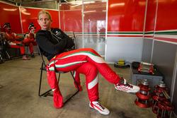 #60 Formula Racing Ferrari 458 Italia: Christina Nielsen