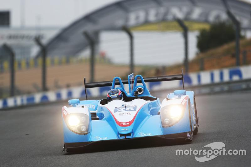 20. LMP2: #28 IDEC Sport Racing, Ligier JSP2 Judd