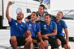 Mechanics with Julien Ingrassia, Volkswagen Polo WRC, Volkswagen Motorsport