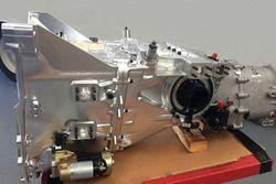 Caja de cambios del Fórmula Thunder 5000
