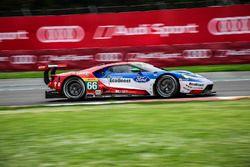 Штефан Мюкке и Оливье Пла, #66 Ford Chip Ganassi Racing Team UK Ford GT