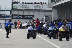 Changement de moto pour Maverick Viñales, Team Suzuki MotoGP
