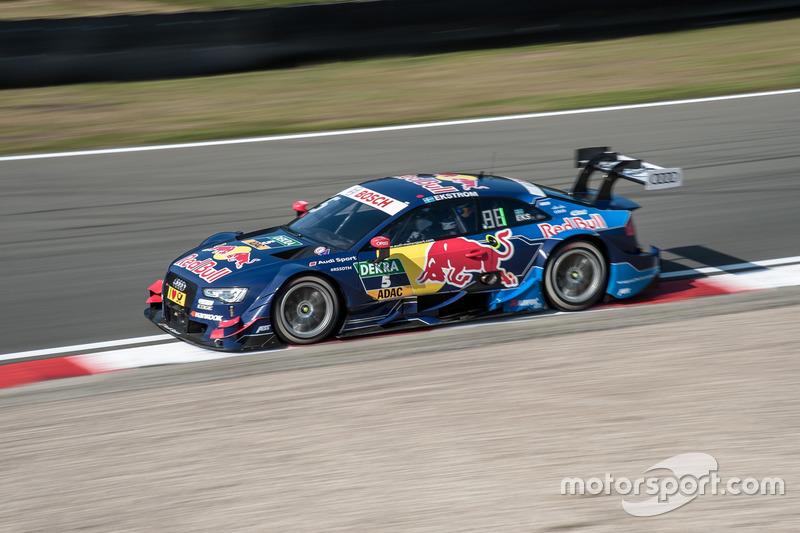 9. Mattias Ekström, Audi Sport Team Abt Sportsline, Audi RS 5 DTM