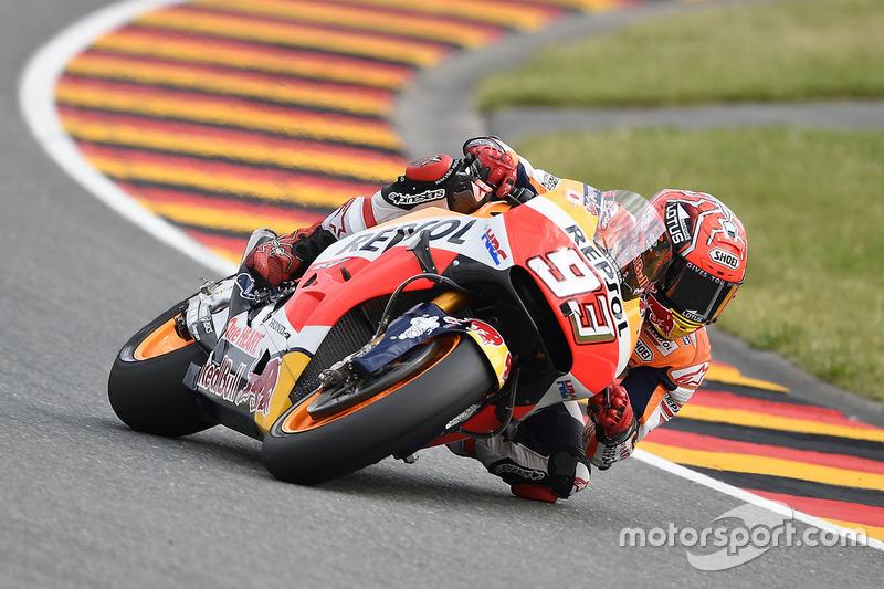 2016: Marc Marquez, Honda RC213V