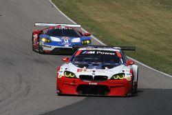 #25 BMW Team RLL, BMW M6 GTLM: Bill Auberlen, Dirk Werner