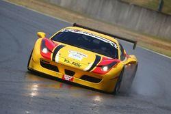 Ferrari 458 Italia #161, Deodati-Romani, Duell Race / Master KR