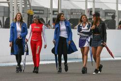 Hot grid girls YPF Plusmar RUS ACTC