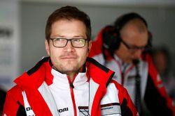 Andreas Seidl, director del Porsche Team