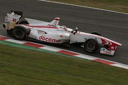 Tomoki Nijori. Docomo Team Dandelion Racing