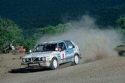 Кеннет Эрикссон и Петер Дикманн, Volkswagen GTi