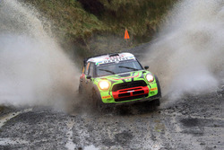 Valery Gorban, Volodymyr Korsia, Mini Cooper WRC