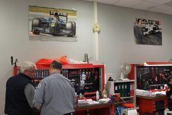 Atelier della fabbrica Mecachrome