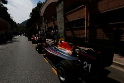Car of Pierre Gasly, PREMA, Racing