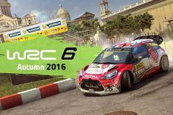 WRC 6, Çıkış Tarihi