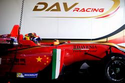 Kang Ling, DAV Racing
