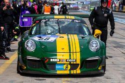 #58 9und11 Racing, Porsche 991 GT3 Cup: Georg Goder, Martin Schlüter, Tim Scheerbarth, Dirk Leßmeist
