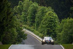 #96 Team S. Pace-Racing, Audi TT RS: Marcus Löhnert, Matthias Wasel, Wolfgang Haugg