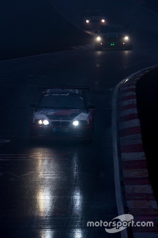 #85 Hofor-Racing, BMW M3 CSL: Martin Kroll, Chantal Kroll, Bernd Kupper, Lars Juergen Zander