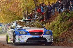 Marco Signor, Patrick Bernardi, Ford Focus WRC, Sama Racing