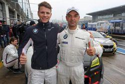 Nico Menzel, Jörg Müller, BMW Team RBM, BMW M6 GT3