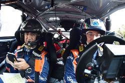 Corrado Fontana, Nicola Arena, Hyundai I20 WRC, Bluthunder Racing