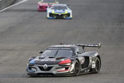 #16 Team Duqueine Renault RS01: Diego Mejia, Ben Anderson