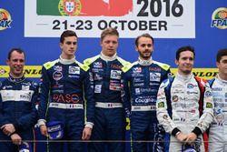 Podyum: 1. LMP3 #18 M.Racing - YMR Ligier JSP3 - Nissan: Thomas Laurent, Yann Ehrlacher, Alexandre Cougnaud
