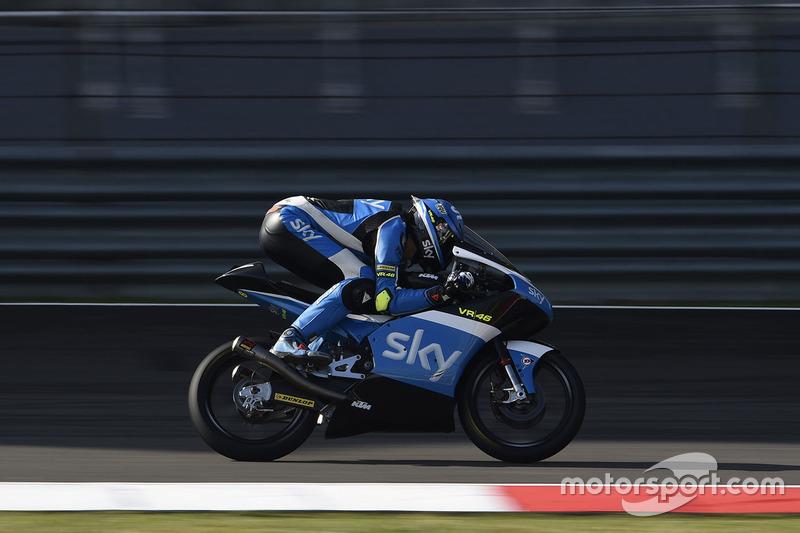 Bulega Rookie de l'année en Moto3 ?