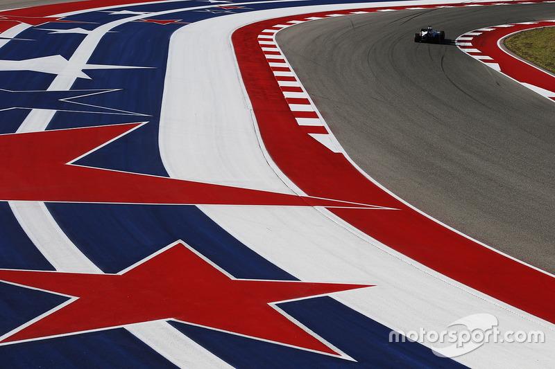 La F1 llega a Estados Unidos para otra edición de la carrera en Austin, que recibe la categoría desde 2012.