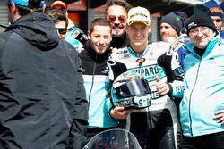 Second place Fabio Quartararo, Leopard Racing